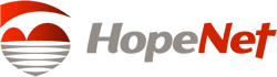 HopeNet Wichita Logo