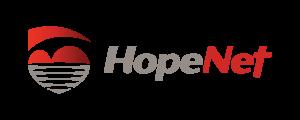 HopeNet Wichita Logo
